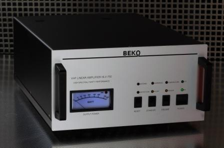 Beko HLV-750 solid state 2m amplifier